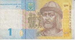 Ukraine - 1 Hryvnia 2006 - Ukraine