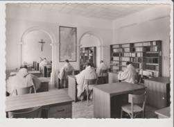 CPSM Grand Format - Trappe De Notre Dame Des Neiges Par La Bastide - Le Scriptorium - Autres Communes