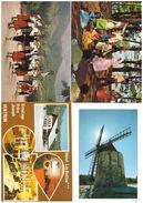 Lot 900 Cartes Postales De France , Cartes Scannées Incluses Dans Le Lot - Cartes Postales