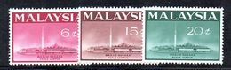 Y1891 - MALAYSIA  1965, Serie N. 24/16 ***  Moschea - Malesia (1964-...)