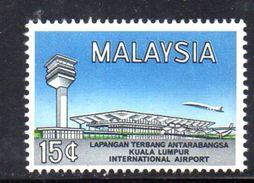 Y1750 - MALAYSIA  1965, Serie N. 20/21 *** - Malesia (1964-...)