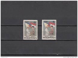 Filipinas Nº 412 Al 413 - Filipinas