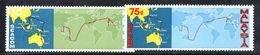 Y2073 - MALAYSIA  1967, Serie N. 42/43 *** - Malesia (1964-...)
