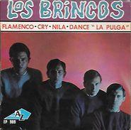 45 TOURS   LOS  BRINCOS  ** FLAMENCO - Vinyl Records