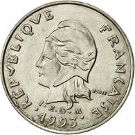 French Polynesia, 10 Francs, 1993, Paris, TTB+, Nickel, KM:8 - French Polynesia
