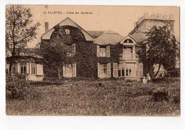 10 - BRA-SUR- LIENNE - VILLETTES - Châlet Des Sevrailles  *Coll. Hôtel Du Pont-de-Villettes N° 15* - Lierneux