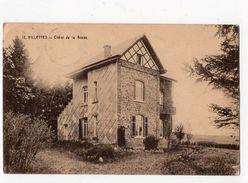 11 - BRA-SUR- LIENNE - VILLETTES - Châlet De La Bosse  *Coll. Hôtel Du Pont-de-Villettes N° 12* - Lierneux