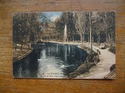 La Rochelle , Le Lac Du Parc Charruyer - La Rochelle
