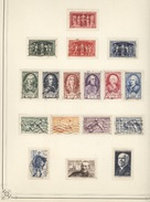 C 644++  -   France  -  Collection  :  Yv  Entre 849...1034  (o)  Cote : 1095 € - France