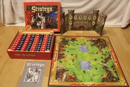 JEU DE SOCIETE - STRATEGO ORIGINAL - Edition Tilsit 2003 - Jeux De Société