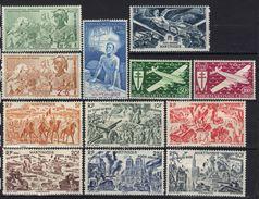 Martinique Poste Aérienne N° 1-3, 4-5, 6, 7-12 * - Posta Aerea