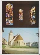CPM - CHAMBOURCY - Eglise St Saint Saturnin - L'Abside - Multivues - Chambourcy