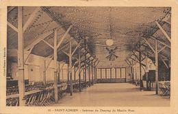 SAINT ADRIEN - Intérieur Du Dancing Du Moulin Rose - Other Municipalities