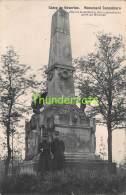 CPA  CAMP DE BEVERLOO MONUMENT TACAMBARO - Leopoldsburg (Camp De Beverloo)