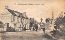 Environs De DIEPPE - MARTIN L'EGLISE - Café Restautant Victor Lecourt - Dieppe