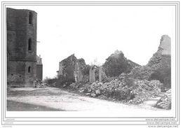 FLORENVILLE ..-- MILITARIA . Pendant La Guerre . Ruines 1945 . Voir Verso . - Florenville
