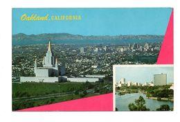 ETATS-UNIS . CALIFORNIA . OAKLAND - Réf. N°6654 - - Oakland