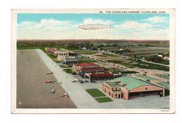 ETATS-UNIS . OHIO . CLEVELAND . THE CLEVELAND AIRPORT - Réf. N°6656 - - Cleveland
