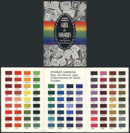 ACCESSORIES: Stanley Gibbons Colour Guide, Used But In Excellent Condition! - Stamps