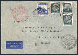 GERMANY: Cover Franked With 1.75Mk., Sent From Augsburg To Uruguay On 5/OC/1935, Wi - Germany