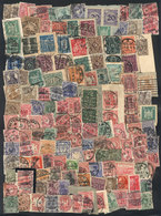 GERMANY: Lot Of Varied Stamps, Many Of All Periods, Mostly Used, Completely Uncheck - Unclassified