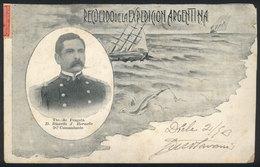 ARGENTINE ANTARCTICA: Souvenir Of The Antarctic Expedition To The South Pole & Lieu - Argentina