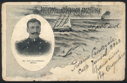 ARGENTINE ANTARCTICA: Souvenir Of The Argentine Expedition To The South Pole & Dr. - Argentina