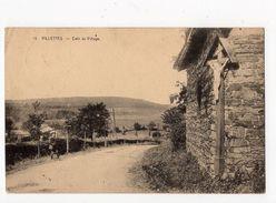 20 - BRA-SUR- LIENNE - VILLETTES - Coin Du Village  *Edit. H. Pirotte N° 13* - Lierneux