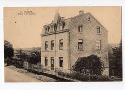 21 - BRA-SUR- LIENNE - VILLETTES - Châlet De Mr Humblet *Edit. H. Pirotte N° 16* - Lierneux