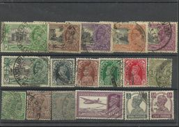 India - Bulk Lot Of 17 Used Stamps - Pkt. 42 - Collections, Lots & Séries