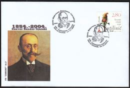 Croatia Zabok 2003 / Ksaver Sandor Gjalski Days / 150th Birth Anniversary / Croatian Writer And Civil Servant - Croatie