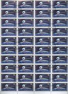 LOT BGCTO03 - CHEAP CTO STAMPS IN SHEETS (for Packets Or Resale) - Mezclas (min 1000 Sellos)