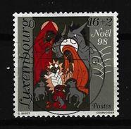 LUXEMBURG - Mi-Nr. 1464 Weihnachten Gestempelt (1) - Gebruikt