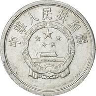 CHINA, PEOPLE'S REPUBLIC, 2 Fen, 1984, TTB, Aluminium, KM:2 - China