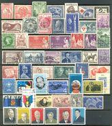 AUSTRALIA , EXCELENTE LOTE DE SELLOS EN NUEVO Y USADO - Stamps
