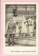 Bidprentje - Gebed Voor Koning LEOPOLD 1940 - Devotieprenten