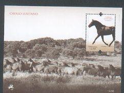 Portugal ** & Lusitano Horse 2009 (402) - Blocks & Sheetlets
