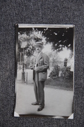 Homme Au Canotier - Photographs