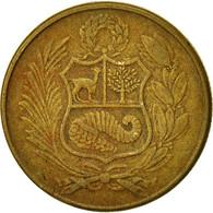 Pérou, 50 Soles, 1980, Lima, TB+, Aluminum-Bronze, KM:273 - Pérou