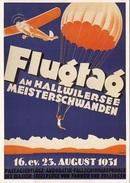 Plakat Für Meisterschwanden 1931. Otto Ernst.REprod. Photoclub, Zürich - Autres