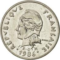 French Polynesia, 10 Francs, 1986, Paris, TTB+, Nickel, KM:8 - French Polynesia