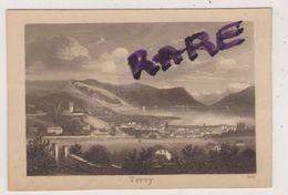 PHOTO DESSIN ANCIEN ,SUISSE,Vevey Saint Martin,district Riviera Pays D'enaut - VD Vaud
