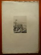 Horace Vernet - Prise De Bone 1832 - Diagraphie Gavard - Grav. Ed. Lerouge - Dess. Girardet - Lithographies