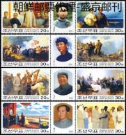 North Korea 2003 Mao Zedong's 110th Anniversary (Yang Kaihui, Founding Ceremony, Etc.) 8 - Korea, North