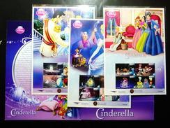 Thailand Personalized Stamp 2013 Walt Disney - Cinderella Vol 2 + Pack - Thailand