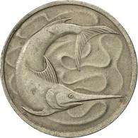 Singapour, 20 Cents, 1979, Singapore Mint, TTB, Copper-nickel, KM:4 - Singapour