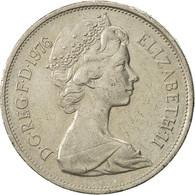 Grande-Bretagne, Elizabeth II, 10 New Pence, 1976, TTB, Copper-nickel, KM:912 - 1971-… : Monnaies Décimales