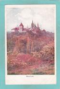 Small Old Postcard Of Hradčany, Prague, Prague, Czech Republic,V54. - Czech Republic