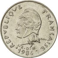 French Polynesia, 20 Francs, 1984, Paris, TTB+, Nickel, KM:9 - French Polynesia