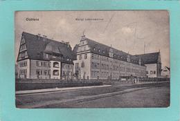 Small Old Postcard Of Koblenz,Coblenz, Rhineland-Palatinate, Germany,V54. - Koblenz